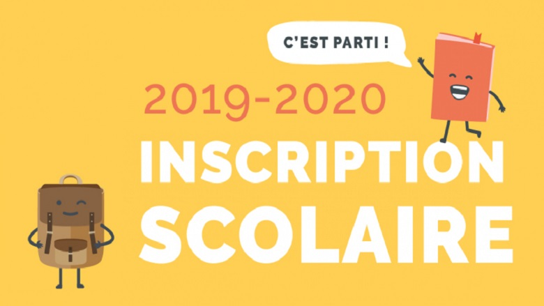 INSCRIPTIONS ET REINSCRIPTIONS- RENTREE SEPTEMBRE 2019